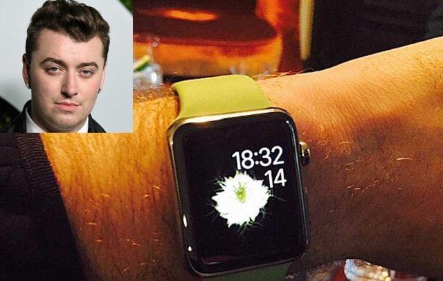 Sam Smith, Apple Watch