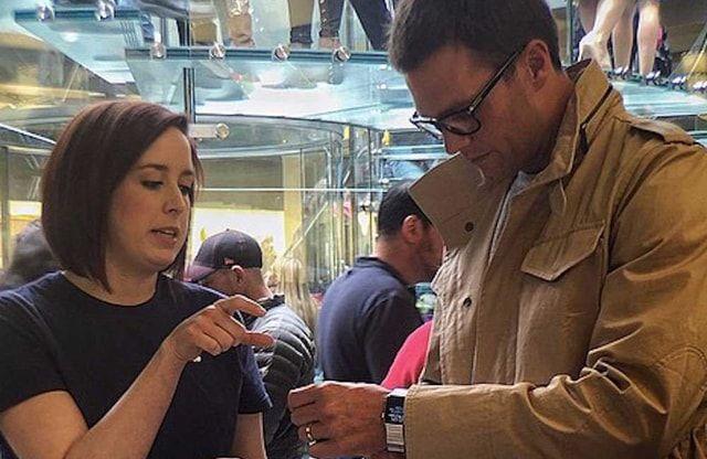 Tom Brady, Apple Watch