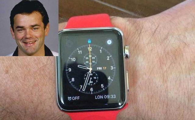 Will Carling, Apple Watch