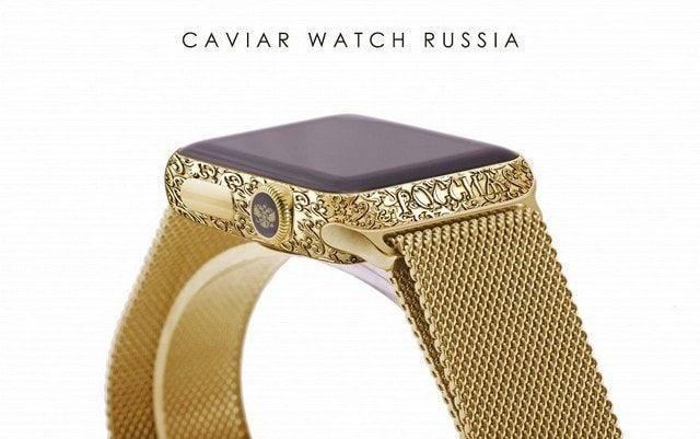 Apple Watch Caviar Edition