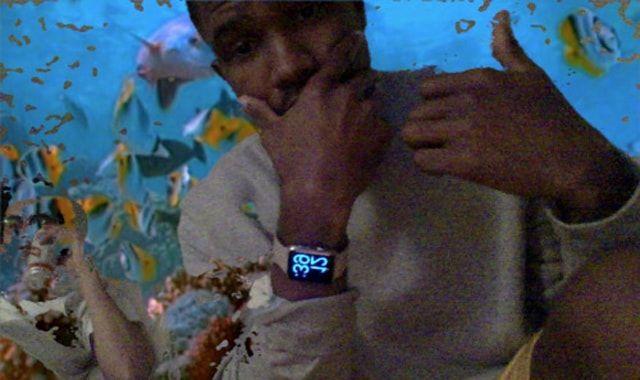 Фрэнк Оушен, Apple Watch