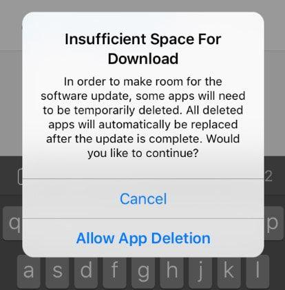 установка iOS 9