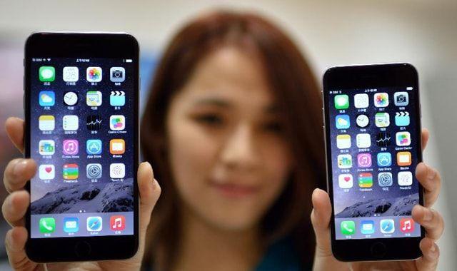iPhone 6, Китай