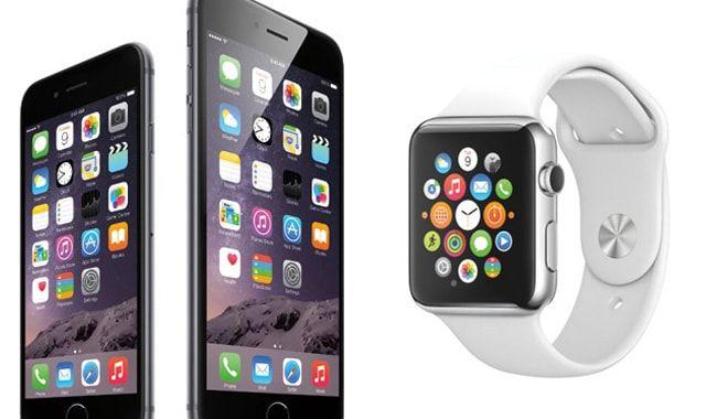 iPhone 6, Apple Watch, прогонозы