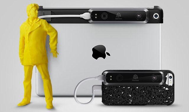 3D-сканер iSense для iPhone