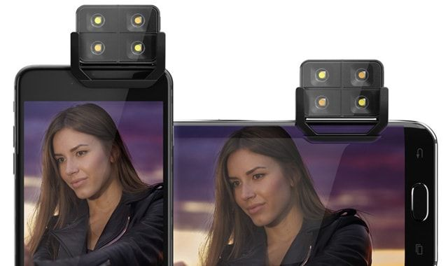 iblazr2, LED-вспышка для iPhone