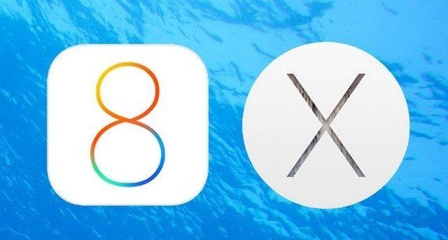 iOS 8.4 и OS X 10.10.4