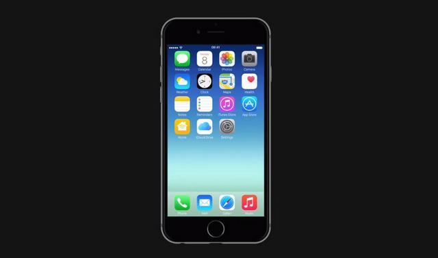 Концепт iOS 9