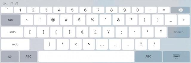 клавиатура iPad Pro