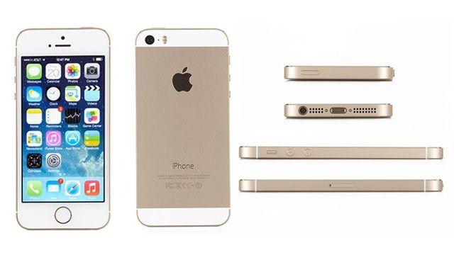 iPhone 5s восстановленный
