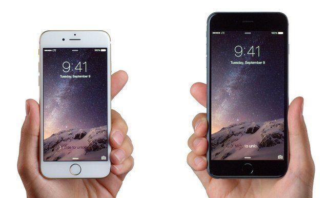 В Беларуси стартуют продажи iPhone 6 и iPhone 6 Plus