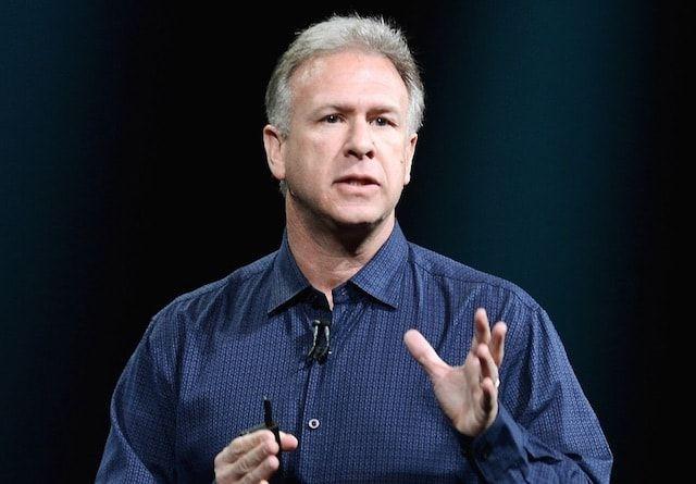 Фил Шиллер из Apple