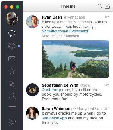 tweetbot для Mac OS X