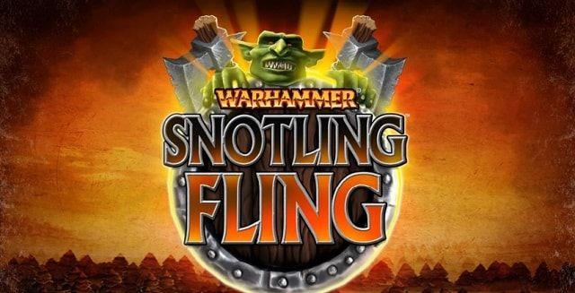 Игра Warhammer: Snotling Fling для iPhone и iPad