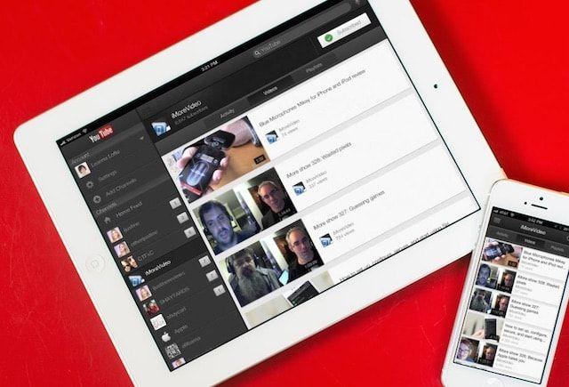 онлайн видео на iPhone и iPad