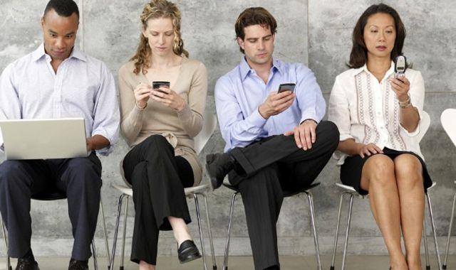 Зависимость от смартфон