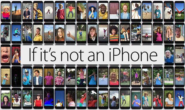 iPhone, реклама, ролики