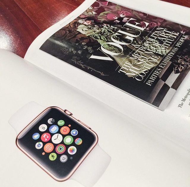 Apple Watch, маркетинг, женщины