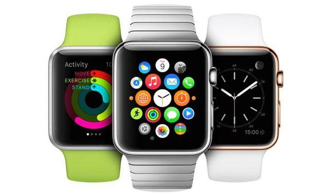 Apple Watch, приложения