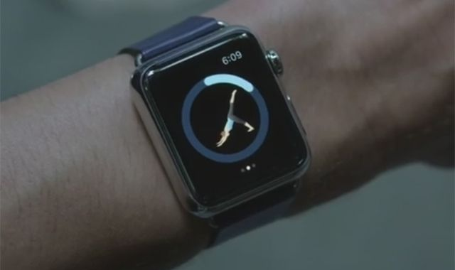 Apple Watch, реклама, видео