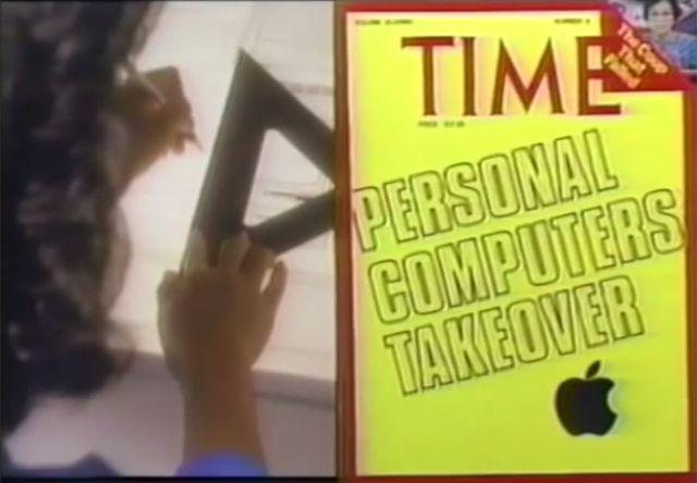 Apple, история, видео