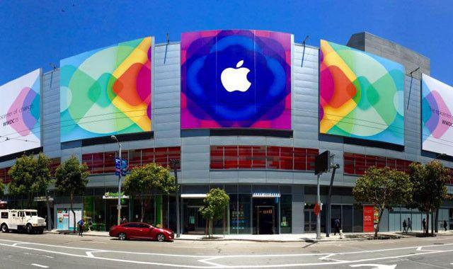 Apple против Microsof