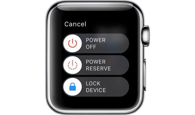 Digital Crown, Apple Watch