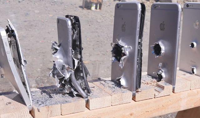 iPhone, АК-74
