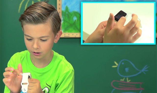 Apple Watch, высказывания детей