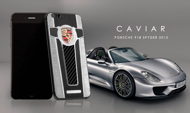 Motore d'Oro, Caviar, iPhone 6