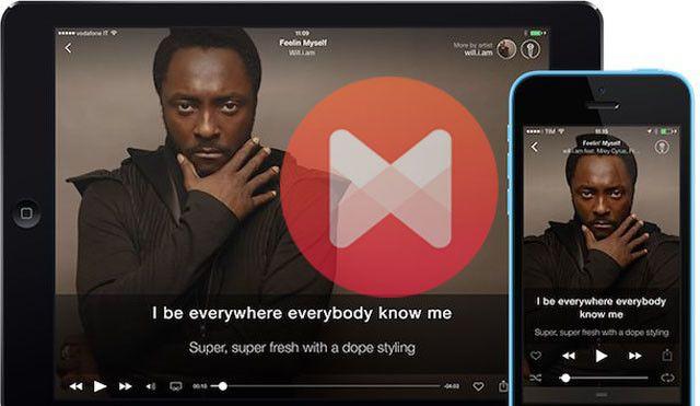 Apple Music, тексты песен