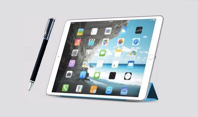 Apple, патент, стилус