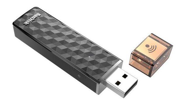 SanDisk, беспроводной USB-накопитель