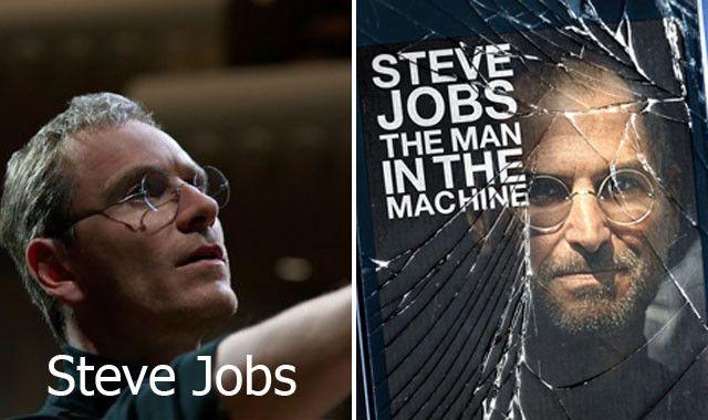 Стив Джобс, фильмы