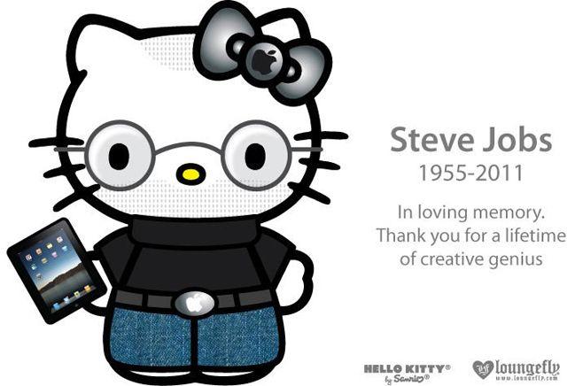 Стив Джобс, странные памятники