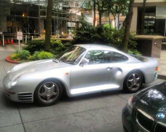 Гейтс и его автомобили
