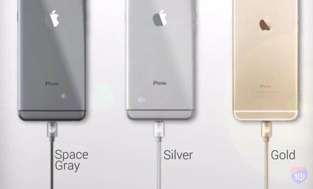 i10, Lightning-кабель, iPhone