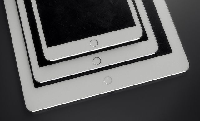 iPad Pro, прототип
