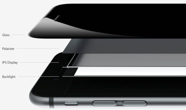 iPhone 6S, поставщики