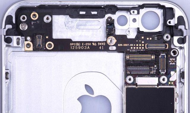 iPhone 6S, схемы