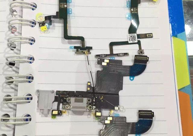 iPhone 6s, утечка, фото компонентов