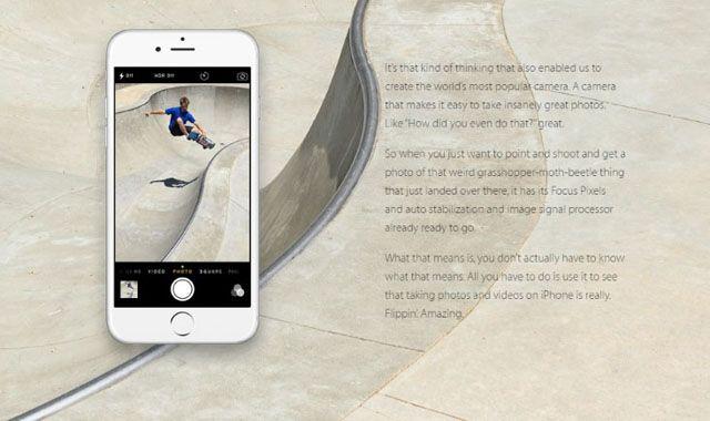 iPhone, реклама
