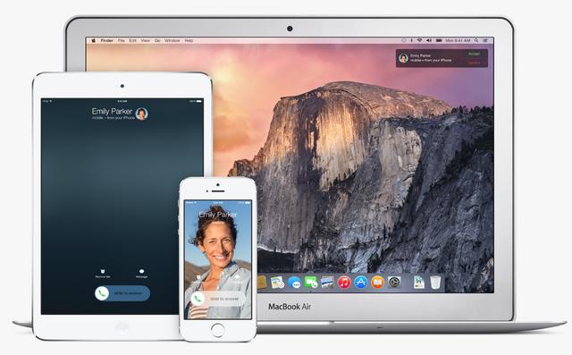 iOS 8.4.1 и OS X Yosemite 10.10.5
