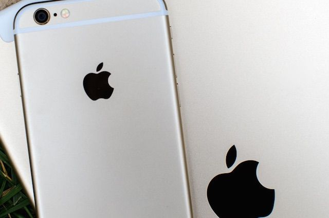 iphone 6 и iPad air 2