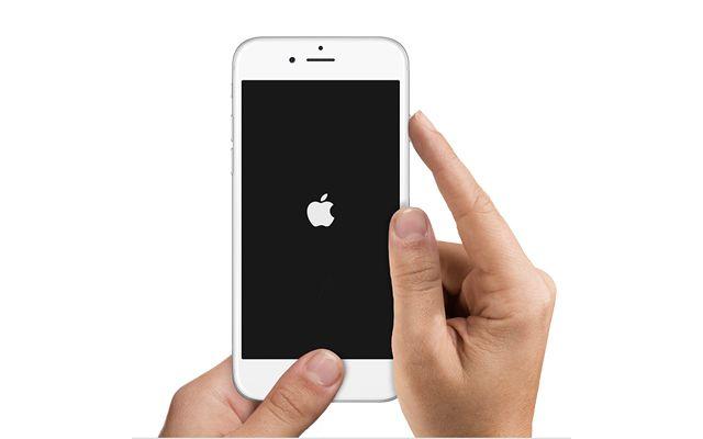 iPhone 6, перезагрузка,