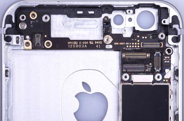 материнская плата iPhone 6s
