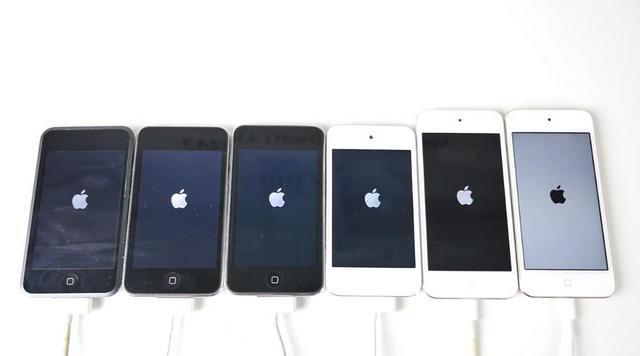 Сравнение производительности всех моделей iPod touch