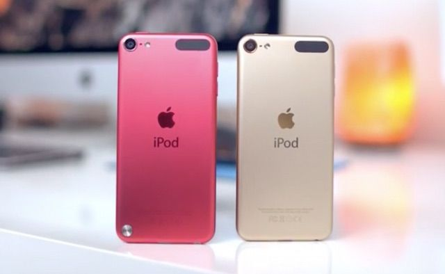 ipod touch 5g vs ipod touch 6g
