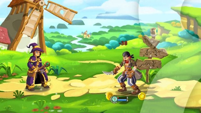 RPG для iPhone iPad
