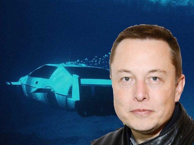 Тесла Элон Маск